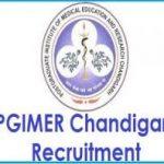 PGIMER Senior Resident Recruitment 2018 || Apply for 50 Senior Medical Officer, Jr./Sr. Demonstrator Posts