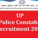 UP Police Recruitment 2018 Online Form for Constable Post (49568 Posts)
