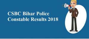 Bihar Police Constable Final Result