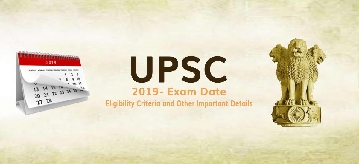 Civil Services (Prelims) Exam 2019