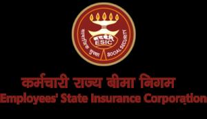 ESIC Recruitment 2018-19
