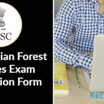 Indian Forest Service (Prelims) Exam 2019 – Apply Online