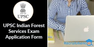 Indian Forest Service (Prelims) Exam 2019