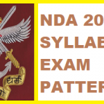 NDA and NA Exam (I) 2019 – Apply Online