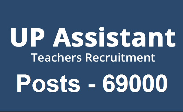 UP Assistant Teacher Recruitment 2019