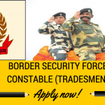 BSF Constable Recruitment 219