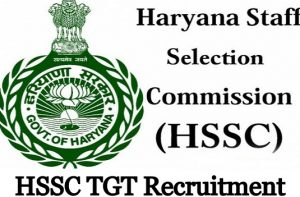 HSSC TGT Recruitment 2019