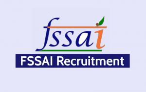 FSSAI Recruitment 2019