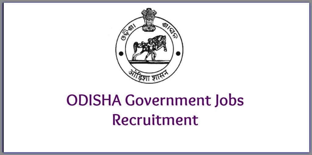 Odisha Staff Selection Commission Recruitment 2019