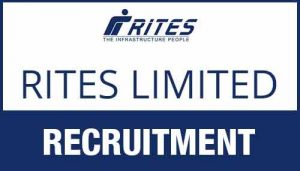 RITES Limited Recruitment 2019