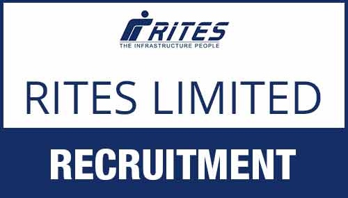 RITES Limited Recruitment 2019