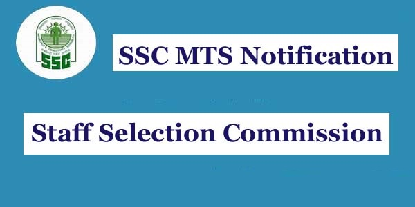 SSC MTS Recruitments 2019