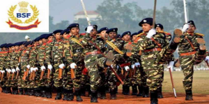 Border Security Force Recruitment 2019