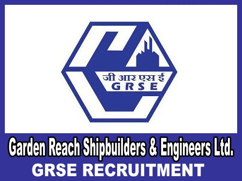 Garden Research Shipbuilders Engineers Recruitment 2019