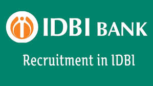 IDBI Bank Executives Recruitment 2019