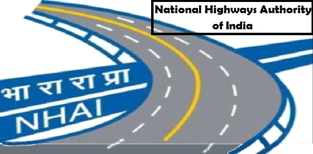 National Highway Authority of India Recruitment 2019National Highway Authority of India Recruitment 2019