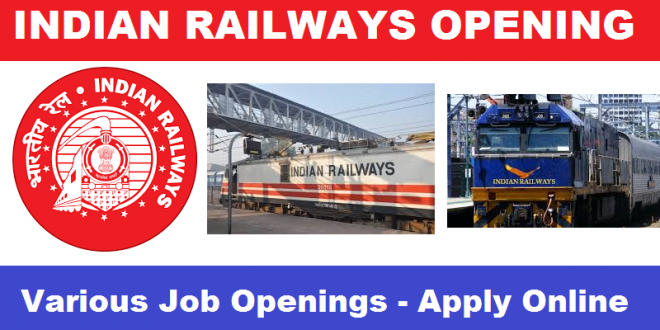 Central Railway Senior Resident Recruitment 2019