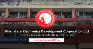 Bihar State Electronics Development Corporation Recruitment 2019