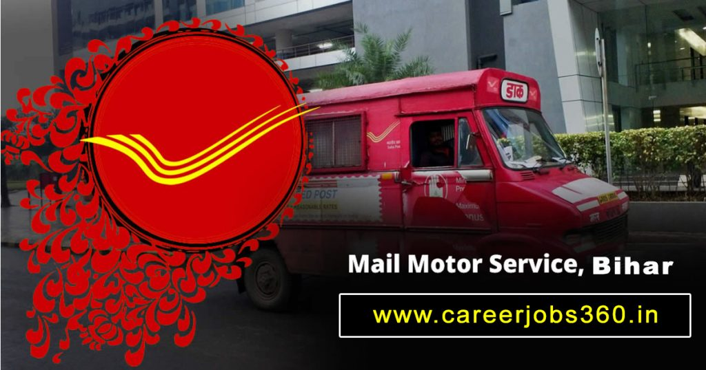 Mail Motor Service Recruitment 2019
