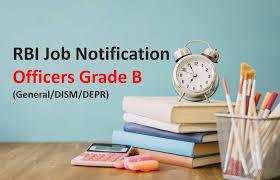 RBI Grade B