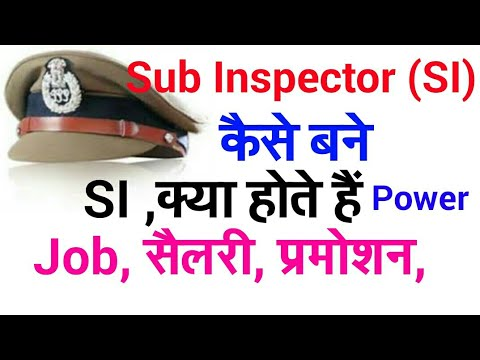 Sub Inspector