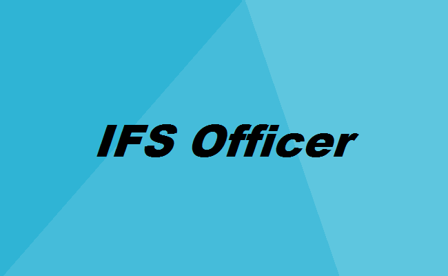 IFS-Officer Photos